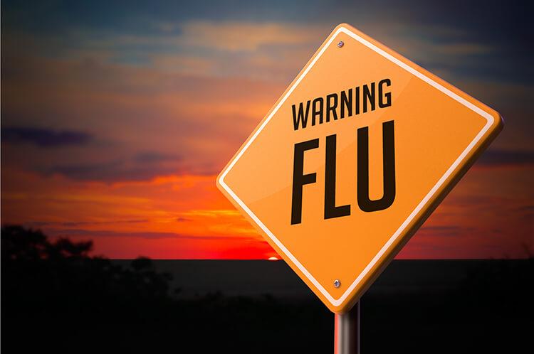 Warning Flu